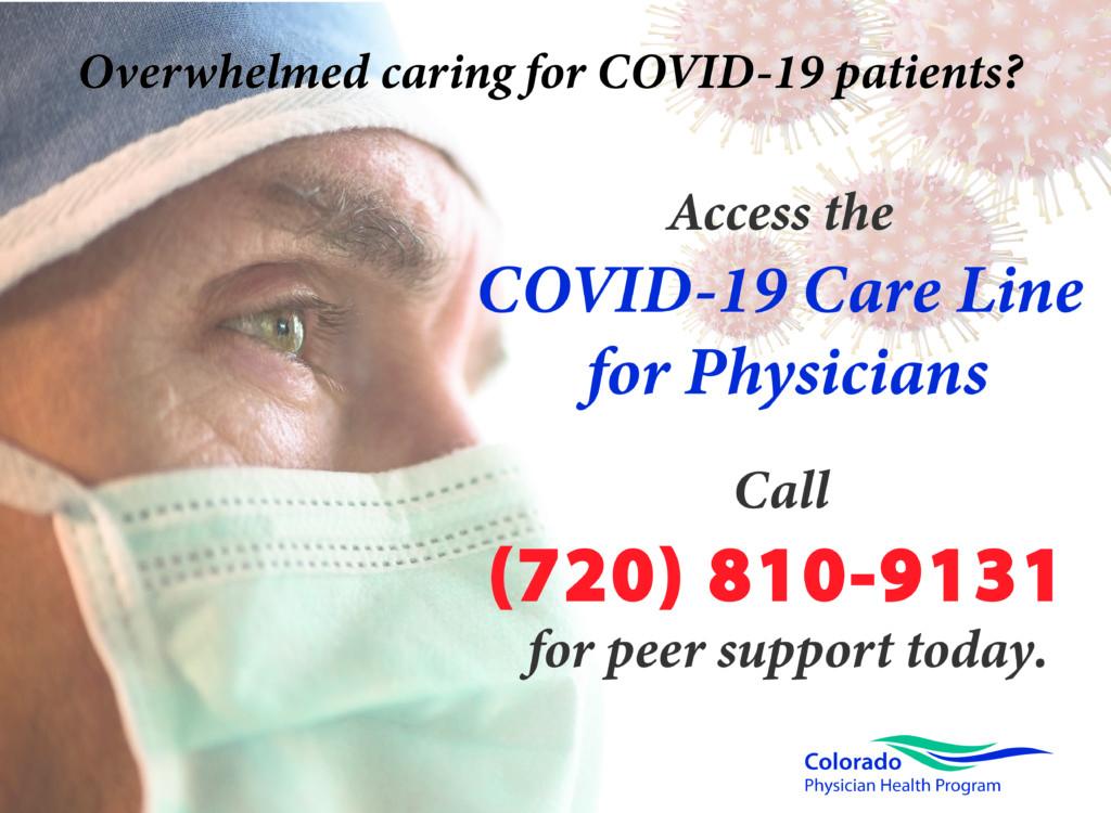 COVID Care Line